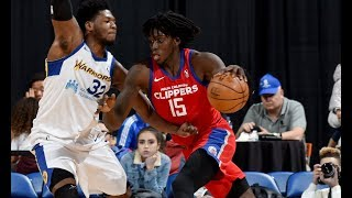 LA Clippers Two-Way Player Johnathan Motley's Best Plays of Week
