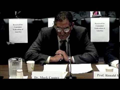 """Hearing on """"Reforming FCC Process"""""""
