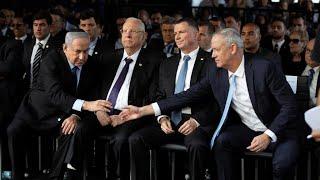 En Israël, Benjamin Netanyahu et Benny Gantz forment un gouvernement d'union nationale