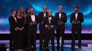 The WMAP Science Team: 2018 Breakthrough Prize Award Presentation