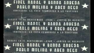 FIDEL NADAL CON PABLO MOLINA & banda Ambesa - rasta vive (casa babylon) 13/09/2003