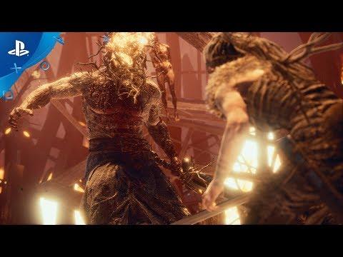 Hellblade: Senua's Sacrifice - Ragnarok Trailer | PS4