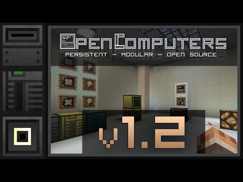 OpenComputers v1.2: New features in version 1.2 (English)