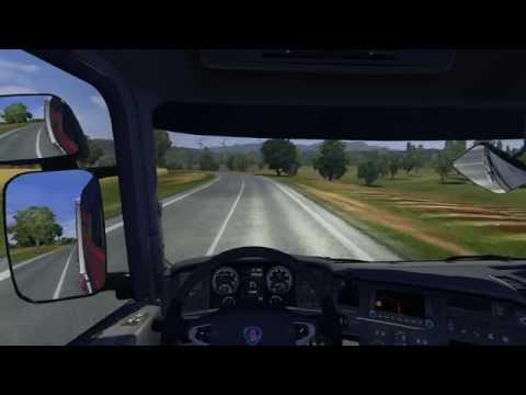 B-C.L Connor Kassel-Leipzig Eurotruck2 Simulator Multiplayer
