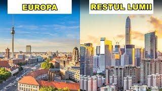 De Ce Europa Nu Construieste Zgarie Nori