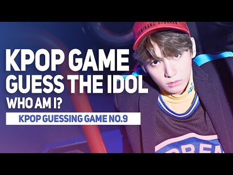 Kpop Guessing Game #9 - Guess The Idol Based On 3 Facts (Part 2)