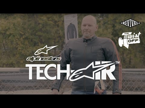 Alpinestars Tech-Air - The Personal Airbag for Motorcycles
