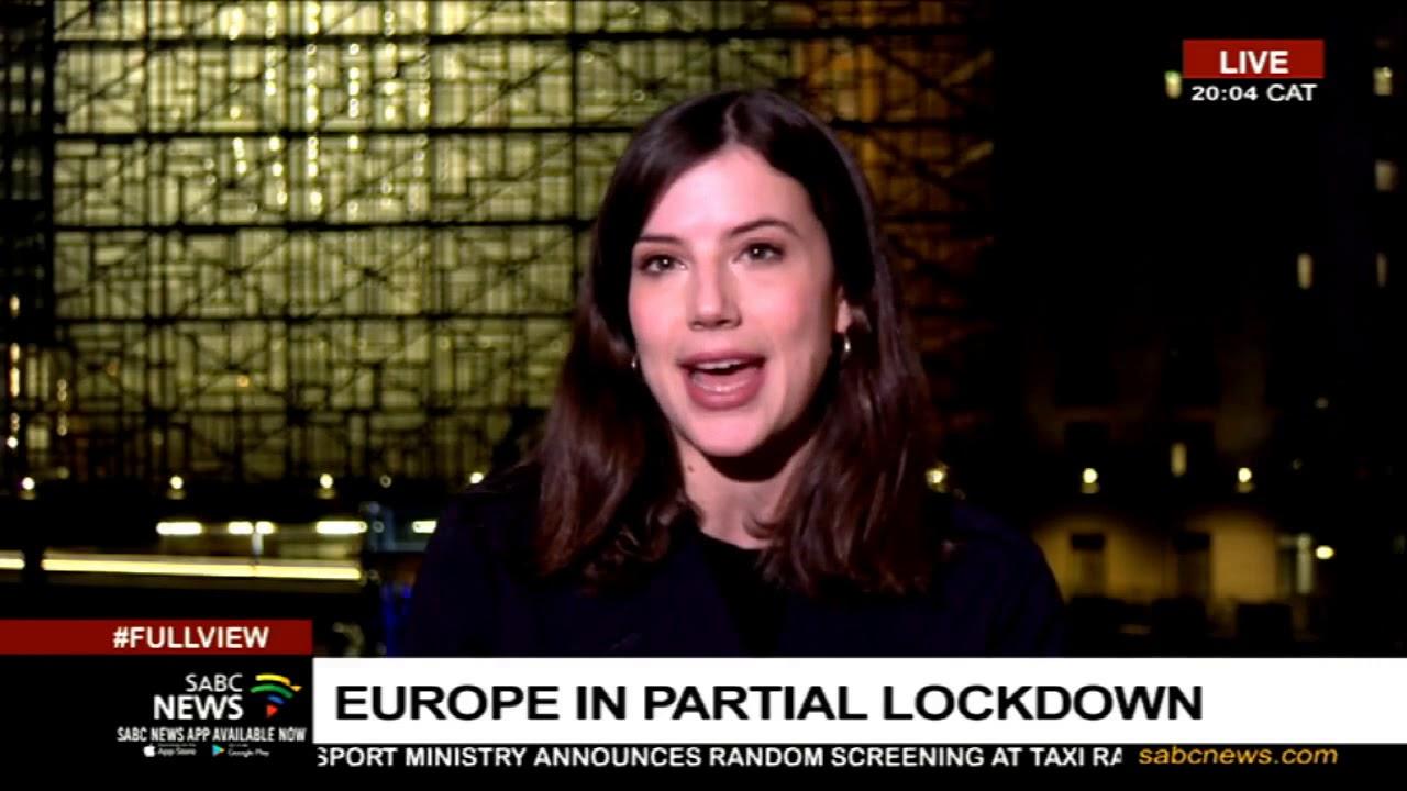 Coronavirus   Europe in partial lockdown due to COVID-19