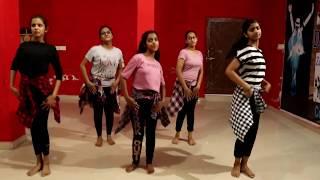 Hauli Hauli De De payar De || New Girls Dance Video || Choreographer - Adil || D Heaven plus