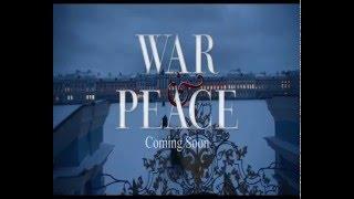 War and Piece / Война и Мир (BBC 2016) Promo Промо Trailer Трейлер 1