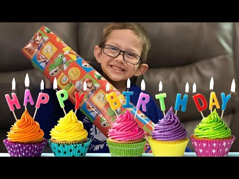 PK TV - A HAPPY 6th BIRTHDAY Surprise to PJ!