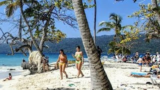 Bacardi Island Dominican Republic March 2018