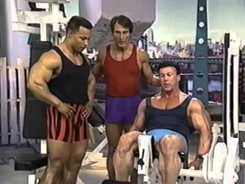 Flex Magazine Bodybuilding Video Series: Vol. 8: Explosive Legs