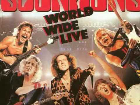 Scorpions- Can't Live Without You (World Wide Live 1985)