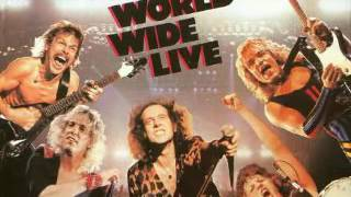 Scorpions  World Wide Live Vinyl  Amazoncom Music
