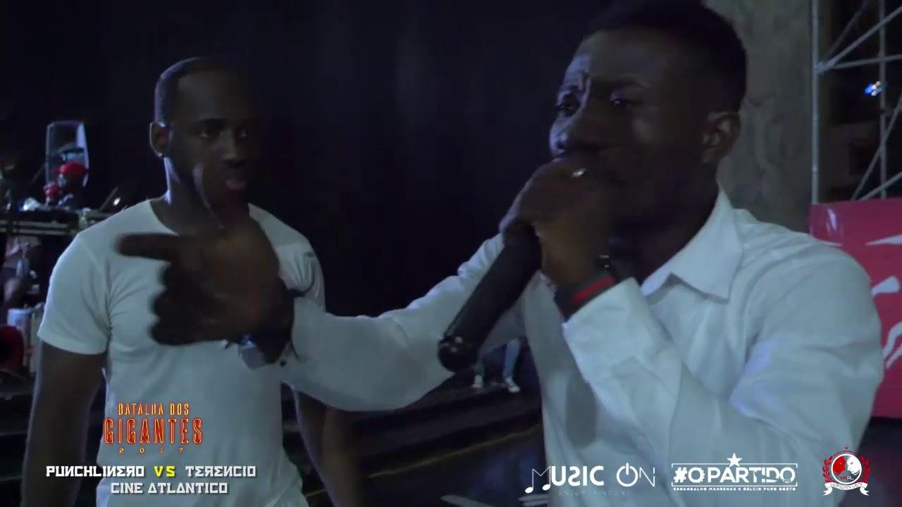 "Download #RRPL Apresenta Punchlinero VS Terêncio MC ""Batalha dos Gigantes 2017"""