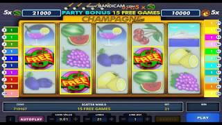 Champagne Deluxe Klammlose Casino www.allways-slots.com