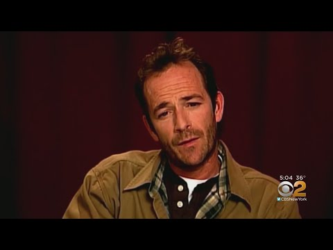Actor Luke Perry Hospitalized In California – New York Alerts