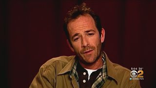 Actor Luke Perry Hospitalized In California