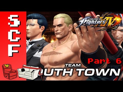 The King of Fighters XIV: Part 6! Featuring David Miller!! Super Couch Fighters!