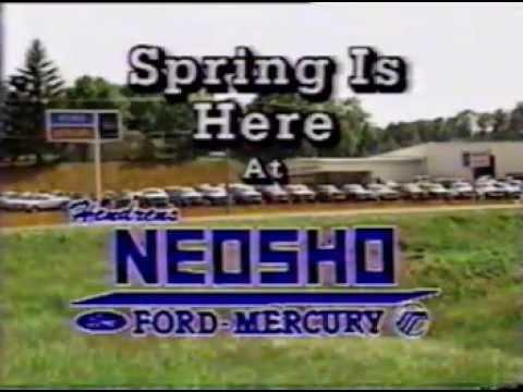 1992 Neosho Ford-Mercury - Neosho, MO. commercial