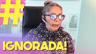 FUI IGNORADA PELOS FÃS | ME LIGA GALISTEU #1