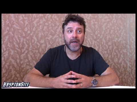 Krypton Syfy Executive Producer Damian Kindler   Comic-Con 2017