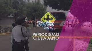 Muere estudiante del CUCS luego de ser atropellada en la colonia Miraflores en Guadalajara