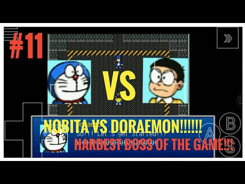 Download Doraemon Nobita's Resident Evil 2 - हिंदी - Gameplay - Walkthrough - Part #11 - Nobita vs Doraemon!!