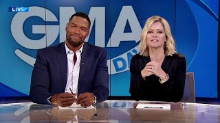 """Abc's michael strahan and sara haines speak to local 10 news about what expect on the new """"gma day."""""""