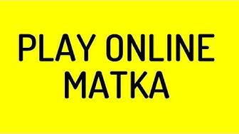 Play Online Matka @ ematka.com