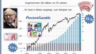 IAC Börsen-Seminar 2014 - Die Strategie von Warren Buffett