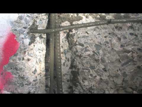 Skader i betong