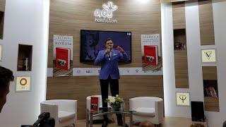 Евгений Понасенков на 31-й Московской Международной книжной выставке-ярмарке