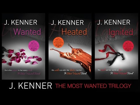 J. Kenner on her Most Wanted trilogy of romance novels Mp3