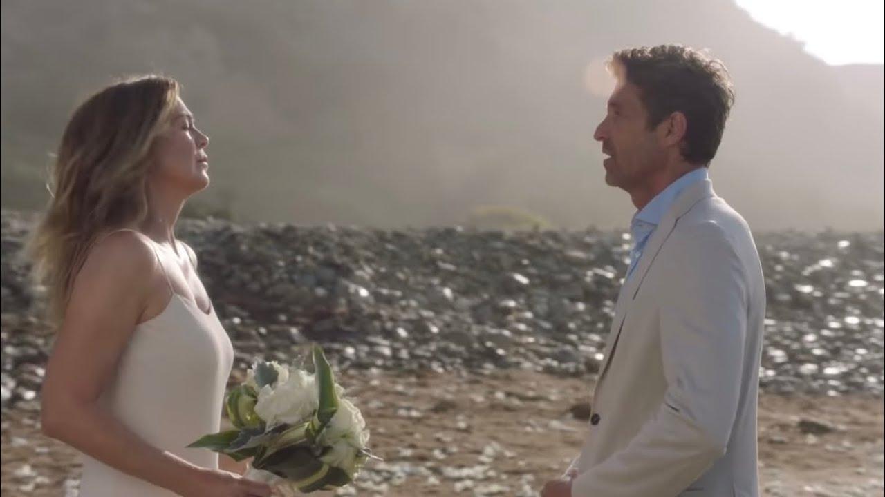 Download Meredith And Derek's Wedding   Greys Anatomy Season 17 Episode 13