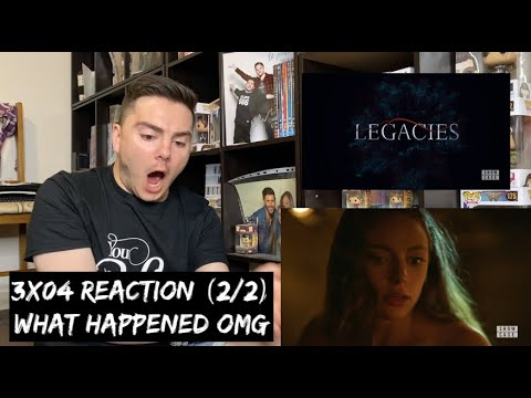 Download LEGACIES - 3x04 'HOLD ON TIGHT' REACTION (2/2)