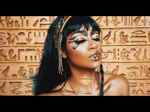 Egyptian Queen | Makeup Tutorial