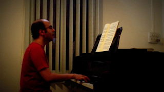 """Bach - BWV 515a - Aria in G minor - """"So oft ich meine Tobackspfeife"""""""