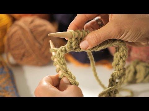 How to Fix a Twist   Circular Knitting