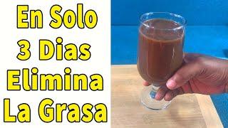 Bebe ESTO A Las 8 De La Mañana Y Elimina Toda La Grasa Del Estómago Rapido