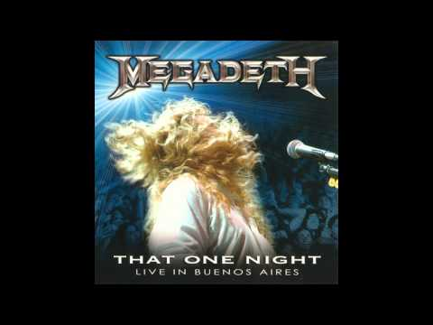 Megadeth - Die Dead Enough (That One Night)