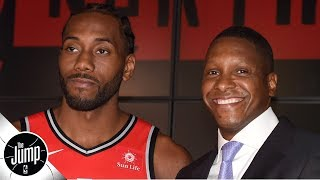 Could the Raptors GM become part-owner of the Wizards? Plus, a deep dive on analytics | The Jump