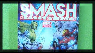 Smash Mystery Pack Marvel   C-de Colecciones