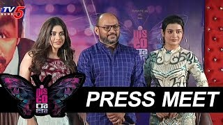 Disco Raja Movie Team Press Meet | RaviTeja ,Nabha Natesh and Payal Rajput  | TV5