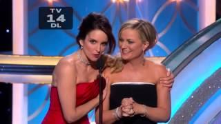 Tina Fey tells Amy Poehler that she has a
