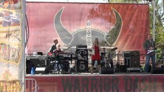 """Perfect"" by Sara Evans sung by  Route 64 Band and Kristen Johnson Warrior Dash VA 2011 cover"