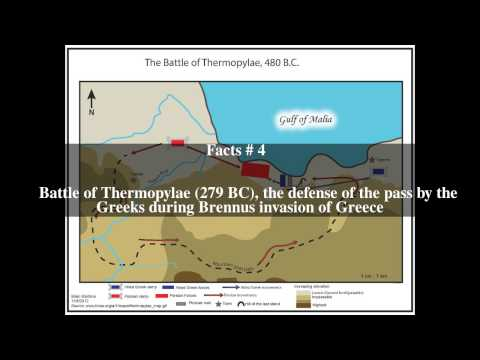 Battle of Thermopylae (disambiguation) Top # 6 Facts