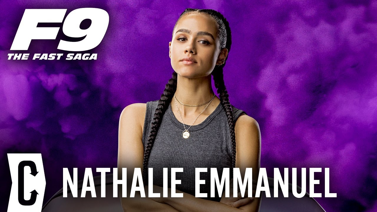 Nathalie Emmanuel on 'F9', the 'Army of the Dead' Prequel, and Instagram Cat Pictures