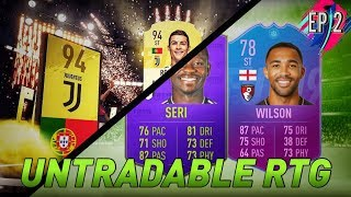 FIFA 19! THE UNTRADEABLE RTG! (PS4/XBOX)